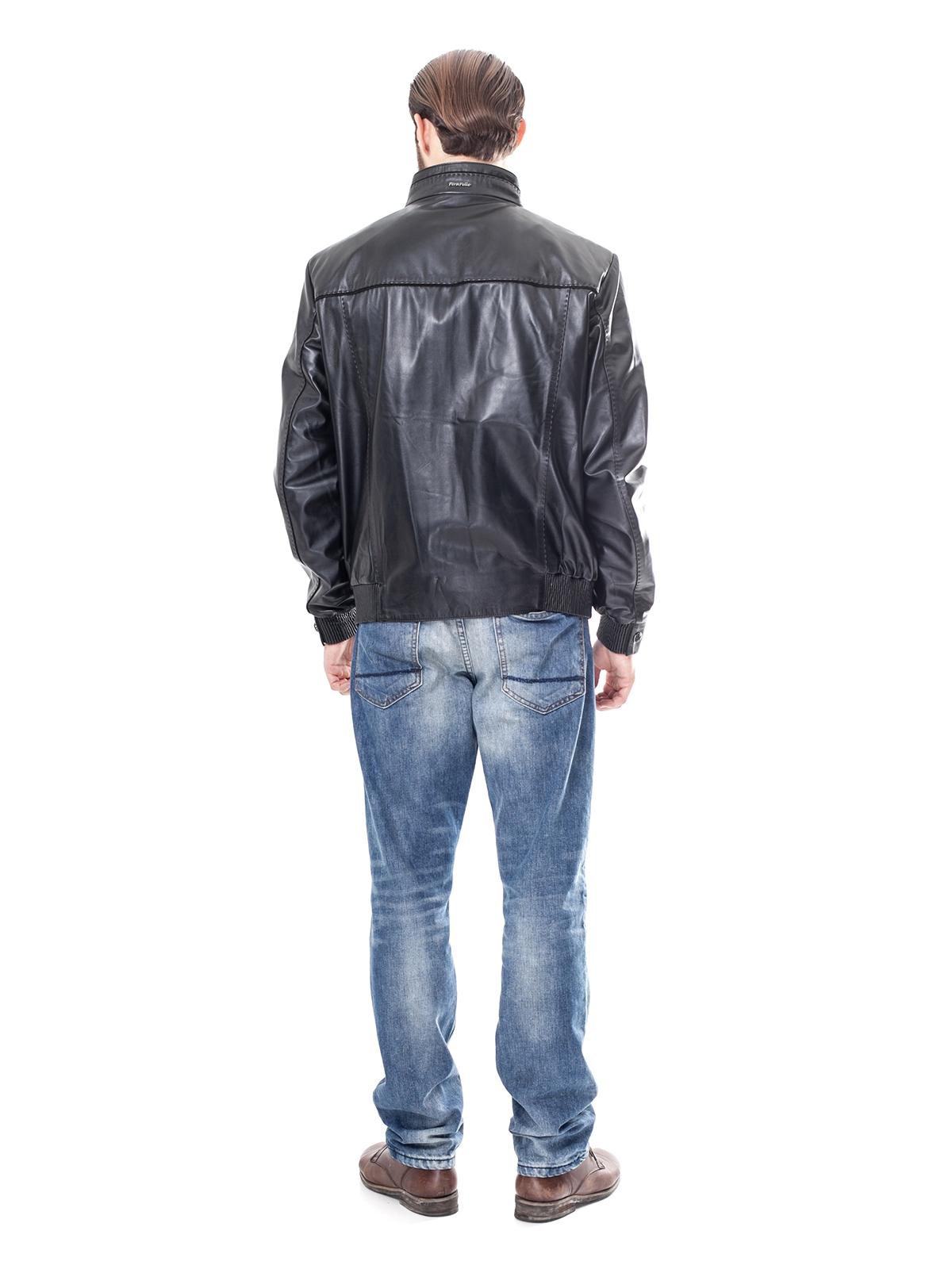 Кожаная куртка pera pelle